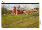 Red Barn Art- Farmhouse Inn At Robinson Farm Carry-all Pouch