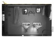 Farmhouse Washroom, 1936 Carry-all Pouch
