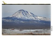 Farmland Under The Mountain Carry-all Pouch