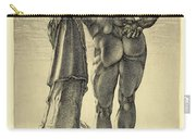 Farnese Hercules Carry-all Pouch