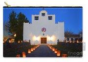 Farolitos Saint Francis De Paula Mission Carry-all Pouch
