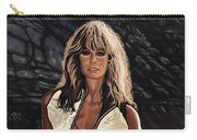 Farrah Fawcett Painting Carry-all Pouch