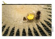 Fascinating Cactus Bloom - Soft And Fragile Among The Thorns Carry-all Pouch