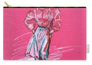 Fashion Figure Carry-all Pouch
