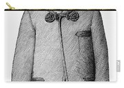 Fashion Jacket, 1890 Carry-all Pouch