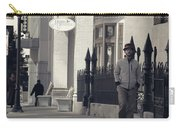 Fashion On The Street Carry-all Pouch by Dan Sproul