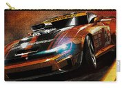 Fast Car Painting Carry-all Pouch