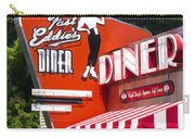 Fast Eddies Diner Art Deco Fifties Carry-all Pouch