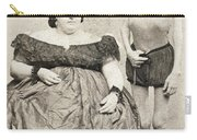 Fat Lady & Thin Man Carry-all Pouch