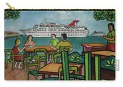 Fat Tuesdays In Cozumel Yucatan Mexico Carry-all Pouch