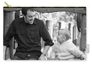 Father And Son II Carry-all Pouch