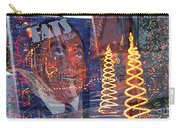 Fats' Watercolor Frenzy Carry-all Pouch