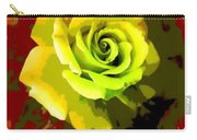 Fauvism Roses Triptych Carry-all Pouch