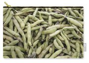 Fava Beans Carry-all Pouch