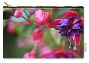 Favorite Fuchsia Carry-all Pouch