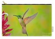 Fawn-breasted Brilliant Hummingbird Carry-all Pouch