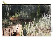 Fawn Front Yard Divide Co Carry-all Pouch