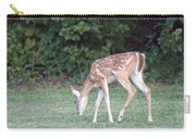 Fawn Meadow Carry-all Pouch