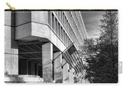 Fbi Building Modern Fortress Carry-all Pouch