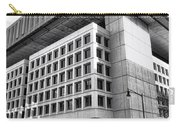 Fbi Building Rear View Carry-all Pouch