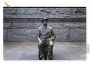 Fdr Memorial Carry-all Pouch