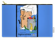 Fear Of Cooking Carry-all Pouch