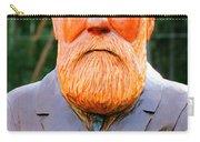 Fear The Beard Golfer Carry-all Pouch