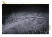 Feather Droplets Carry-all Pouch