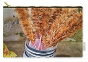 Feather Duster Bouquet Carry-all Pouch