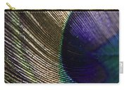 Feather Fan Carry-all Pouch