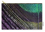 Feather Of A Different Color Carry-all Pouch