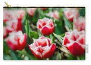 Feather Red Carry-all Pouch