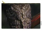 Feathered Beauty Carry-all Pouch