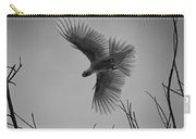 Feathered Flight  Carry-all Pouch
