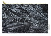 Feathered Ice Carry-all Pouch