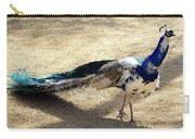 Feathers Of Many Colors Carry-all Pouch