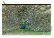 Feathers On Display Carry-all Pouch