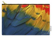 Feathery Details... Carry-all Pouch