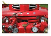 Featured Old Ford  Front On Fire Engine Denmark  Carry-all Pouch