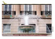 Federal Building Fountain Carry-all Pouch