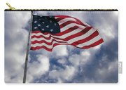 Federal Hill Flag Carry-all Pouch by Brian Wallace