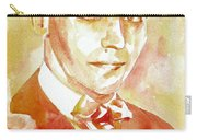 Federico Garcia Lorca Portrait Carry-all Pouch