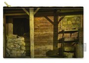 Feed Mill Store Carry-all Pouch by Randall Nyhof
