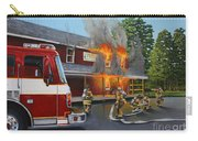 Feed Store Fire Carry-all Pouch