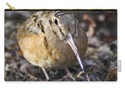 Feeding Woodcock Carry-all Pouch