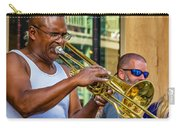 Feel It - New Orleans Jazz  Carry-all Pouch