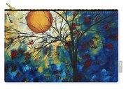 Feel The Sensation By Madart Carry-all Pouch