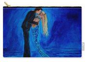 Feeling Safe In Your Arms Carry-all Pouch