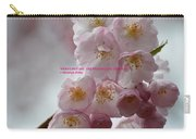 Feelings Of Flowers Carry-all Pouch