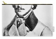 Felice Varesi (1813-1889) Carry-all Pouch